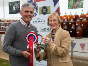 Bath & West Show 2018- Champion Farmhouse Cider
