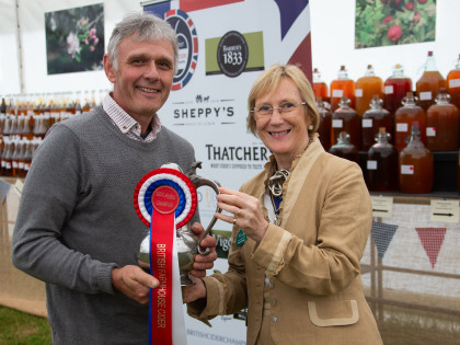 Bath & West Show 2018- Champion Farmhouse Cider