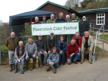 Powerstock Cider Festival – 25th April 2015