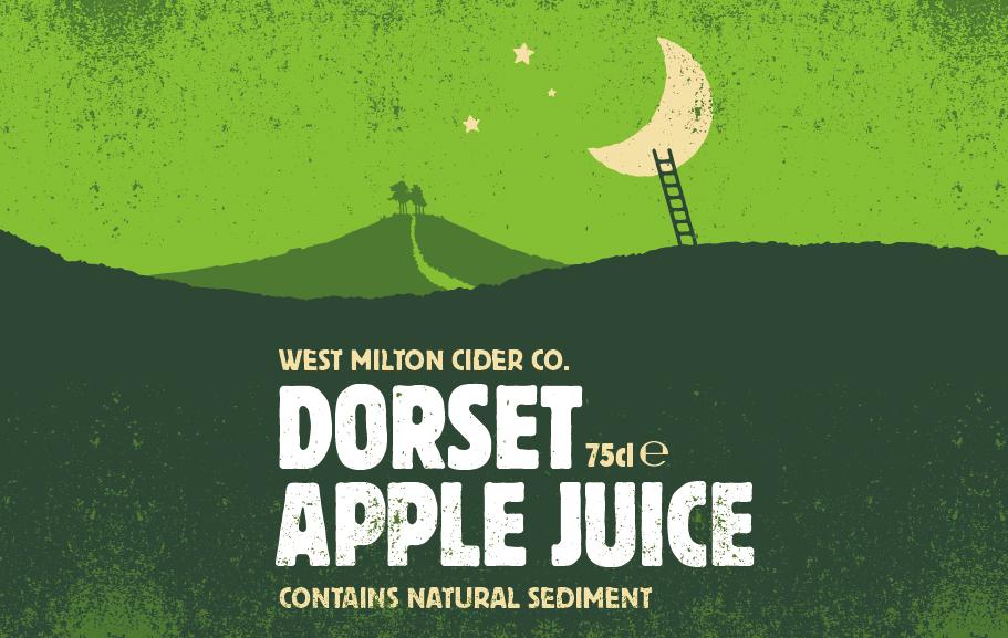 dorset-apple-juice-label